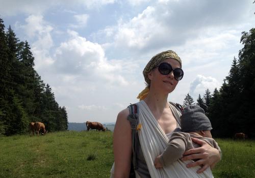Interview mit Caro Hosmann, #wanderglück-Jury