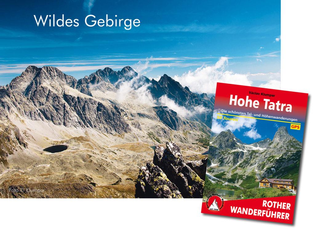 Wandern Hohe Tatra