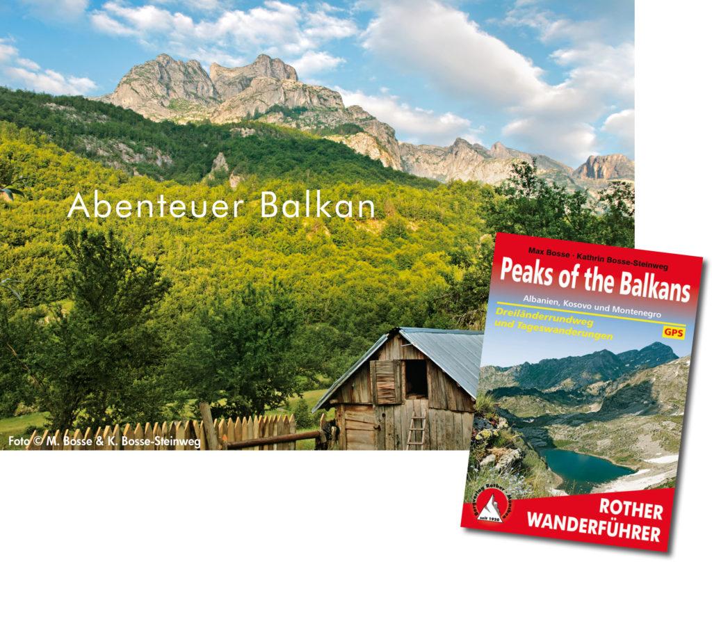 Wandern auf dem Balkan