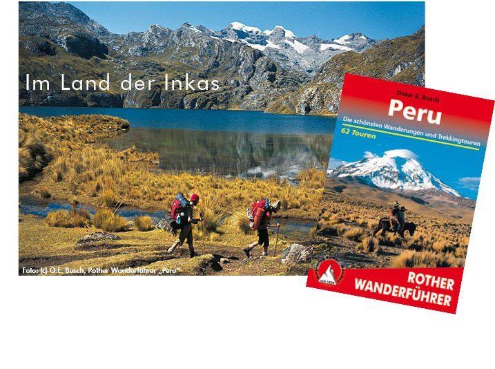 Wanderführer für Peru