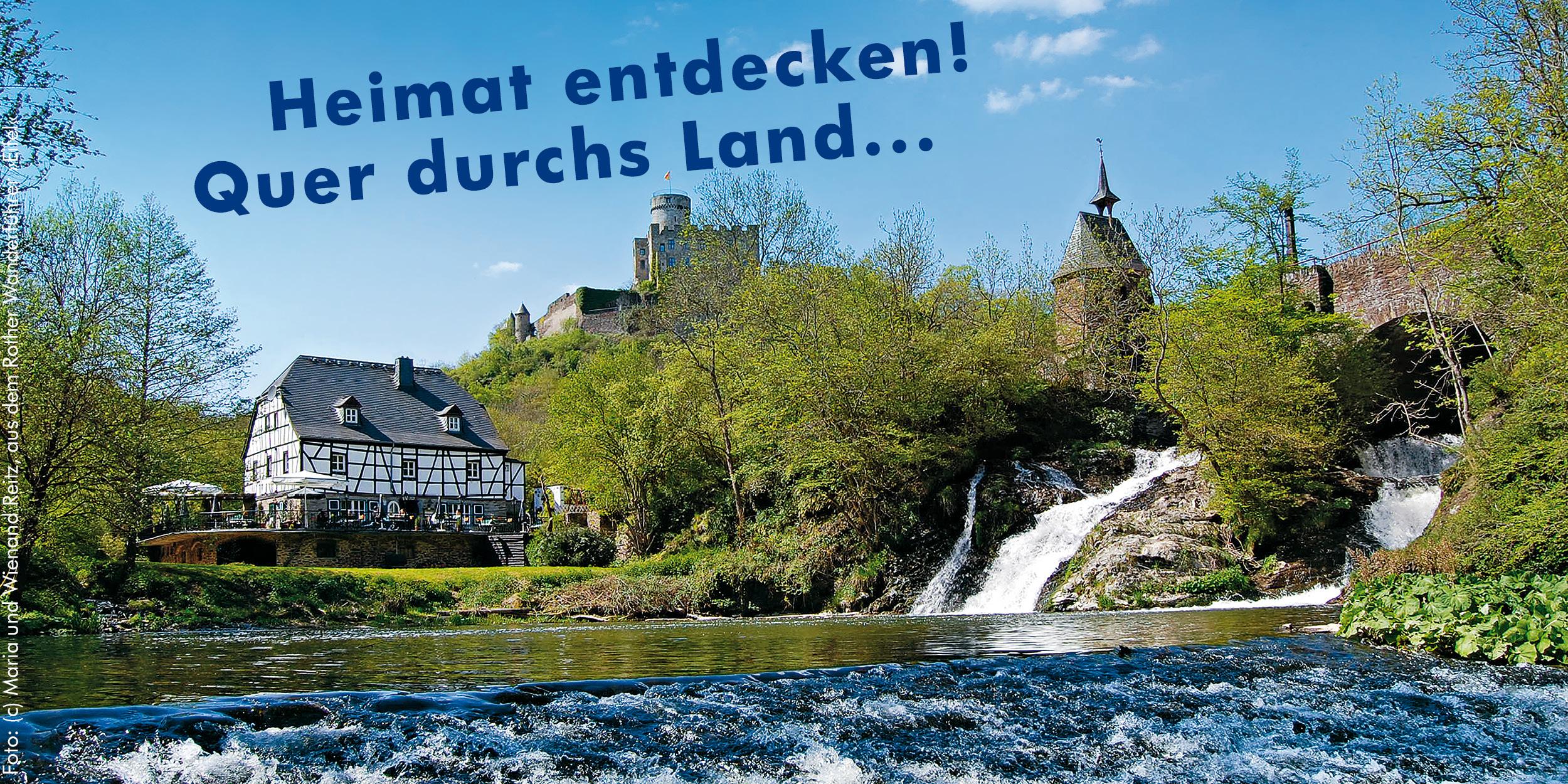 Deutschland-und-Oesterreich-Mittelgebirge