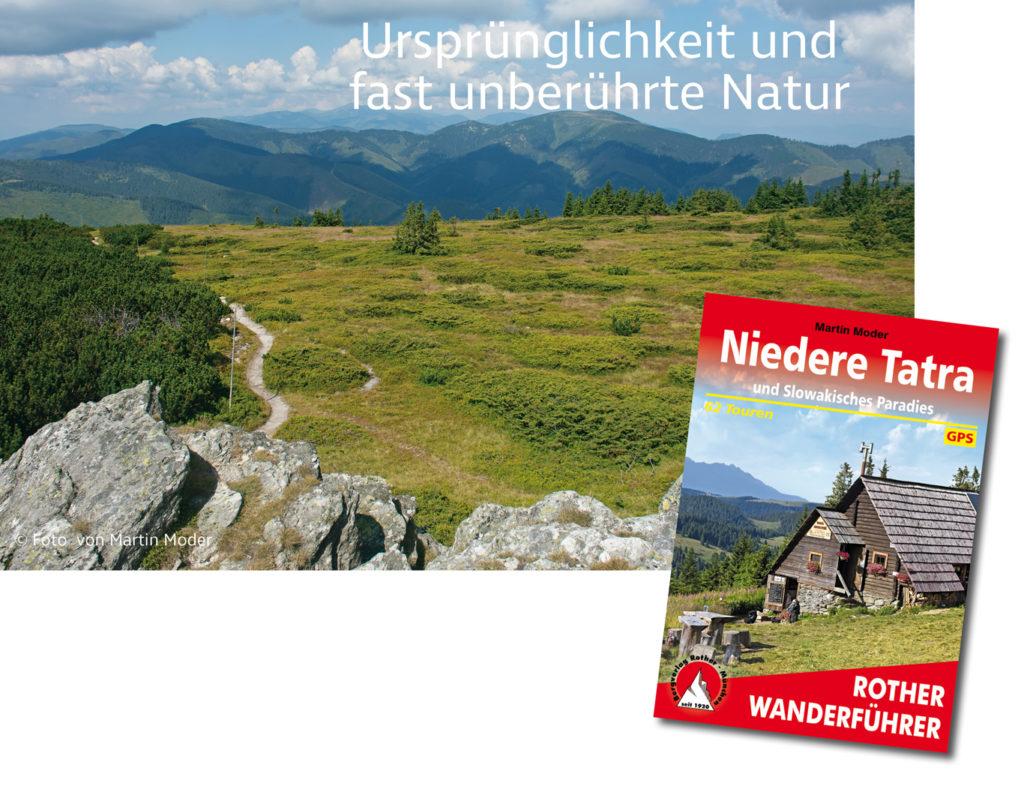 Wandern in der Niederen Tatra