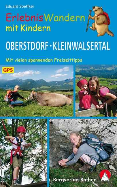 ErlebnisWandern mit Kindern Oberstdorf Kleinwalsertal