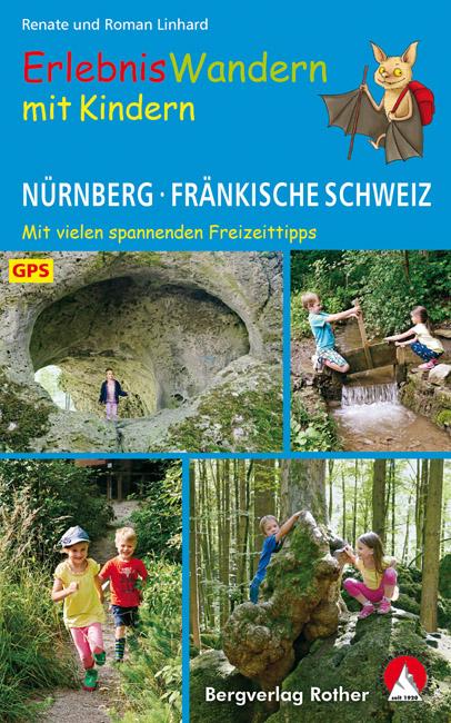 ErlebnisWandern mit Kindern Nürnberg Fränkische Schweiz