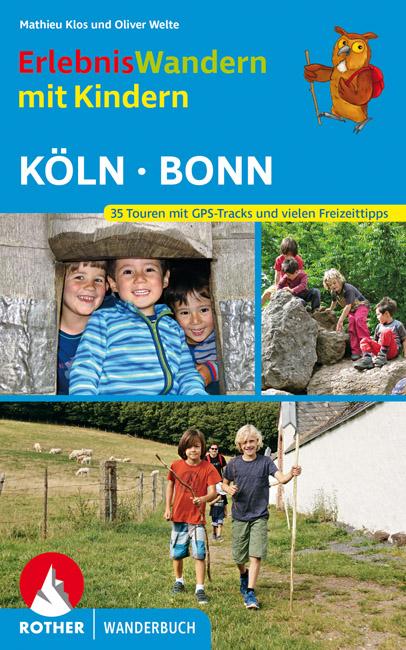 ErlebnisWandern mit Kindern Köln Bonn