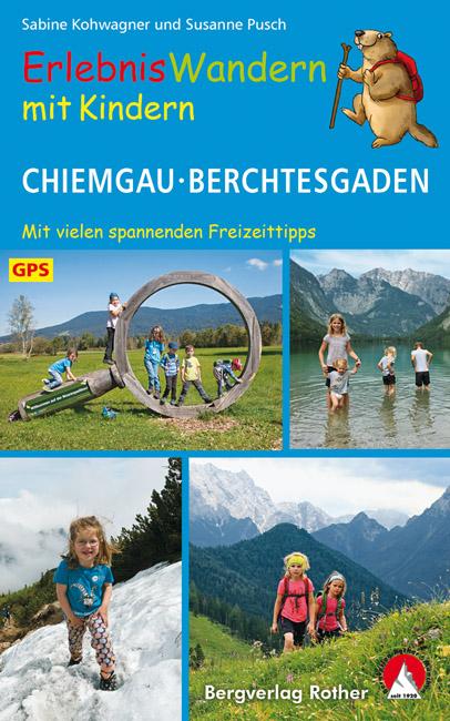 ErlebnisWandern mit Kindern Chiemgau Berchtesgaden