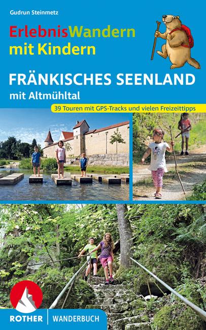ErelbnisWandern mit Kindern Fränkisches Seenland