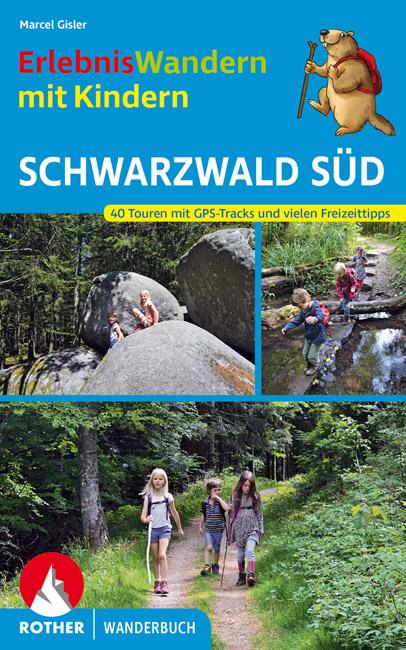 ErlebnisWandern mit Kindern Schwarzwald Süd
