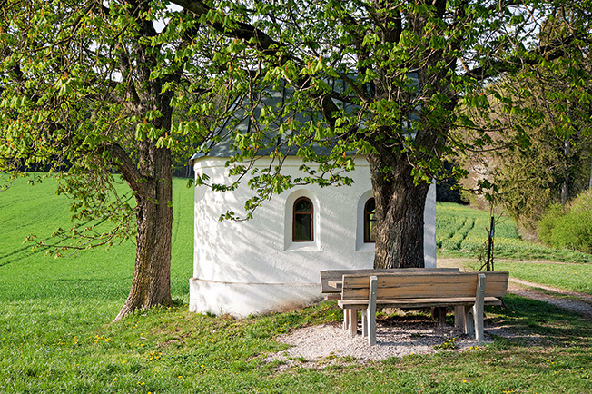Kleine Kapelle © Joachim Burghardt