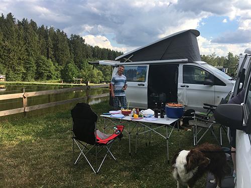 Campingplatz Gläserner Bauernhof © Franziska Rößner