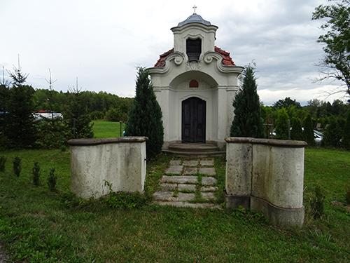 Kapelle am Wegesrand Naturreservat Soos © Franziska Rößner