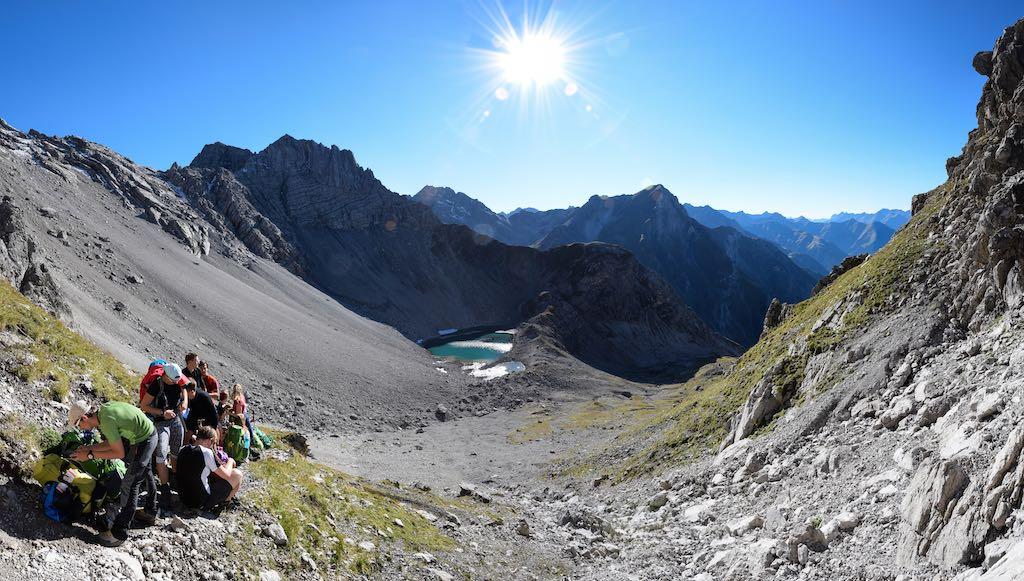 Über die Alpen © Stephan Baur, Dirk Steuerwald