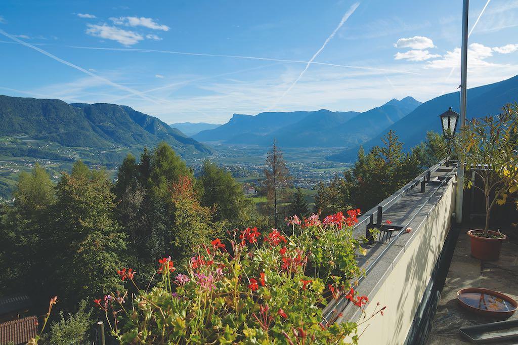 Bis nach Südtirol © Gerhard Hirtlreiter
