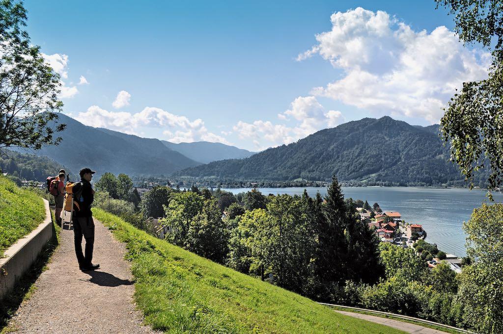 Alpenüberquerung Tegernsee - Sterzing © Thomas Striebig