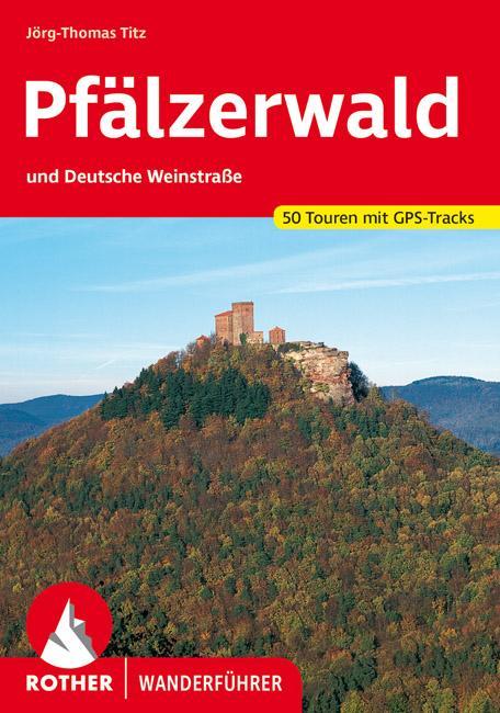 Herbstwanderungen DEutscland Pfälzerwald und Deutsche Weinstraße