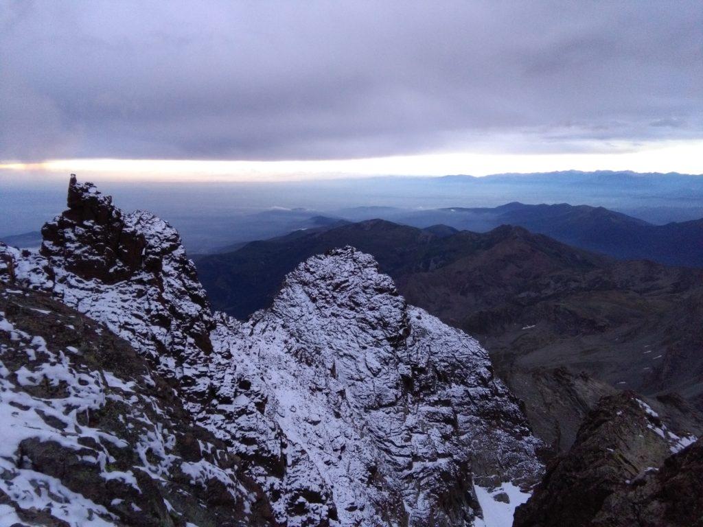 Monte Viso, Cottische Alpen, Piemont, Italien