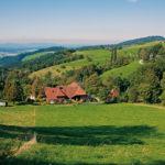 Herbstwanderungen in Deutschland Schwarzwald Schauinsland