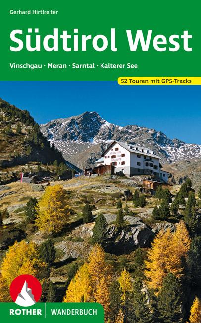Rother Wanderbuch Südtirol West
