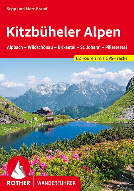Rother Wanderführer »Kitzbüheler Alpen«