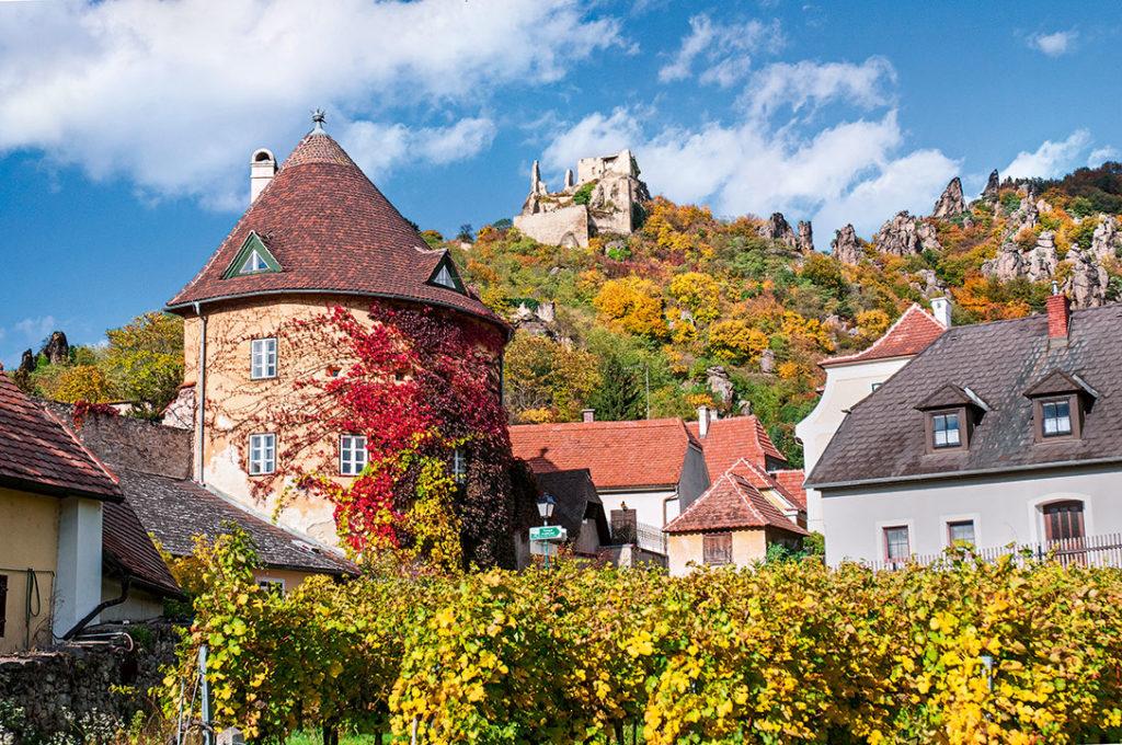 Unterwegs auf dem Welterbesteig Wachau©Franz und Rudolf Hauleitner