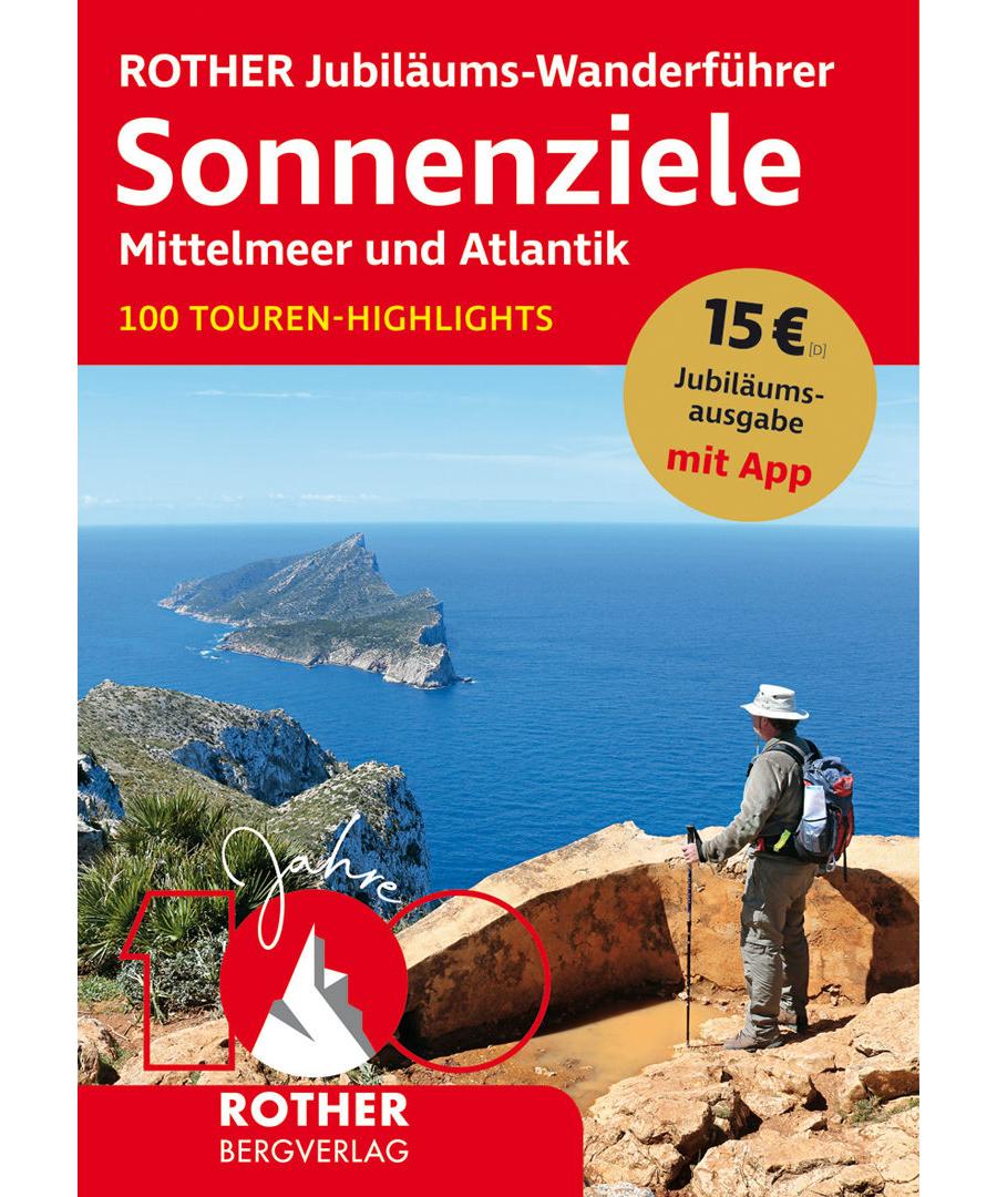 Cover Rother Jubiläums-Wanderführer Sonnenziele